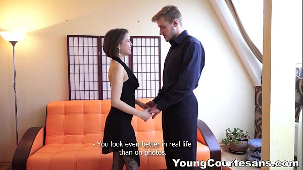 Young Courtesans - Teen courtesan Jalace knows ...