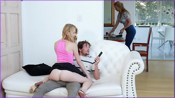 FILTHY FAMILY - Tyler Nixon's Step Sister Hannah Hays Wants The Remote And She's Willing To Fuck For It