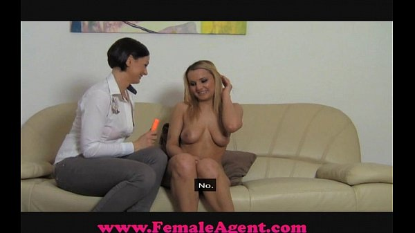 FemaleAgent Steamy casting