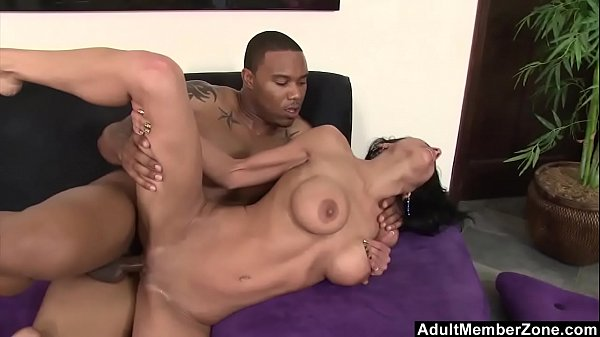 AdultMemberZone - Middle Eastern slut spreads for her first black cock Thumb