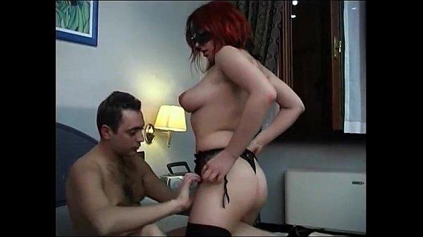Amateur redhead fucked like a bitch!