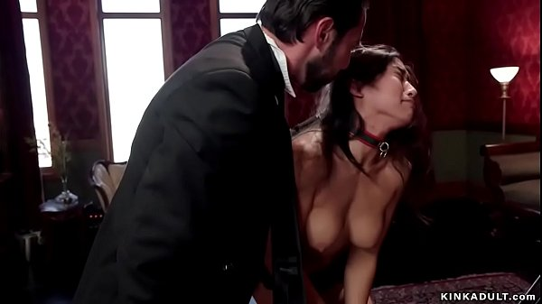 Slave newbie and asian are fucked