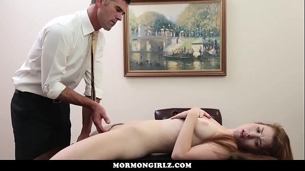 MormonGirlz-- Scared Teen Touches Herself For C...