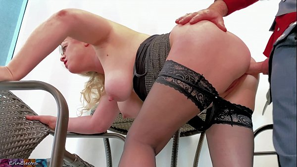 Anal sex in the lunchroom - Erin Electra
