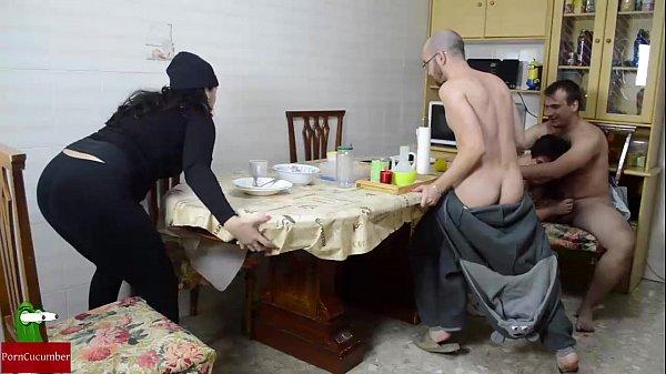 Porno online lecca la donna grassa