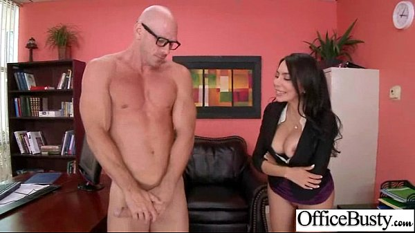 Big Tits Sluty Office Worker Girl Perform Hard ...