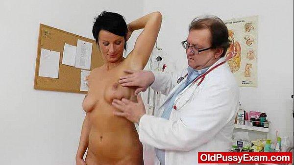 Brunettes madam vagina test  thumbnail