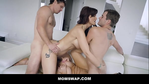 MomSwap - new Step Fantasy Series by Mylf - Swapping Needy Stepsons Teaser