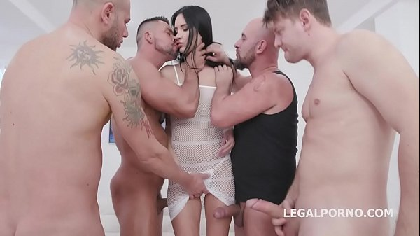 Blackeneded With Megan Venturi 4 BWC and 4 BBC Balls Deep Anal, DAP, Squirt, Swallow, Creampie and Facial GIO1386