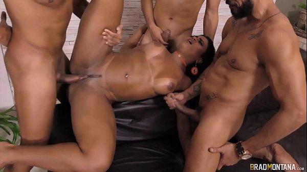 Pornô Nacional Hardcore com: Amanda Souza, Ana ...