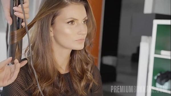 PremiumBukkake - Tiny Tina swallows 76 huge mouthful cumshots