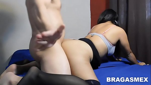 Part 2 - sex after the party, she having horny big ass and use thong