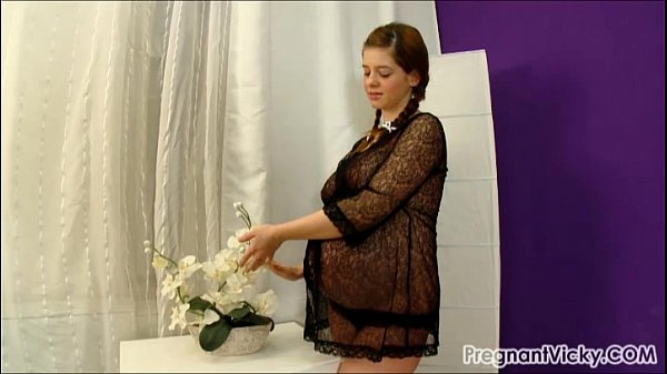 Pregnant Vicky from PregnantVicky.com #10