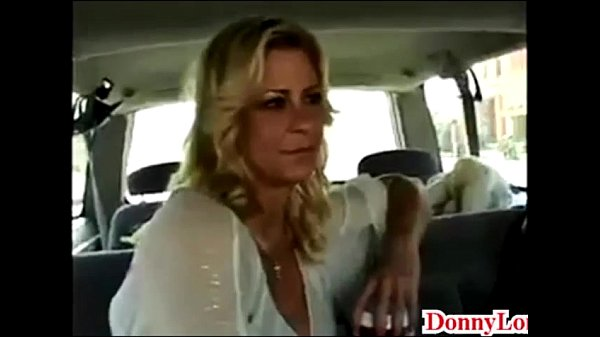 Donny Long gives big fake titty milf first big ...