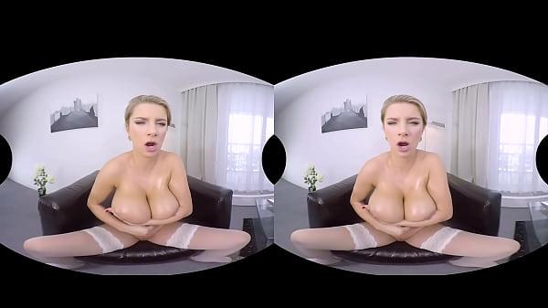 Katerina Hartlova Fucks Hard In VR