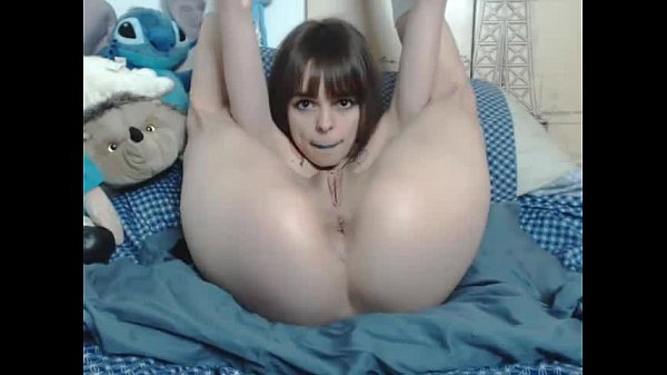 Extreme Contorsionist Fingering More videos
