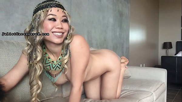 #JulietUncensoredRealityTV Season 1A Episode 43 San Diego Series: Asian Milf Big Natural Boobs Puffy Meaty Fat Pussy