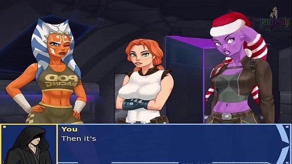 Star Wars Orange Trainer Part 35 cosplay bang hot xxx alien girls sith
