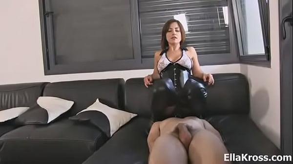 Facesitting and Cock Punishment