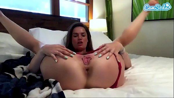 Camsoda - Tori Black Anal Play and Masturbation
