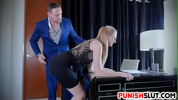 Punishment Ensues For Trained Secretary Thumb