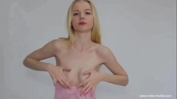 Handbra hand bra Mila covering nipples with hands