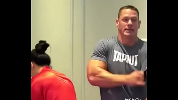 john cena and Nikki Bella celebration 500K Thumb