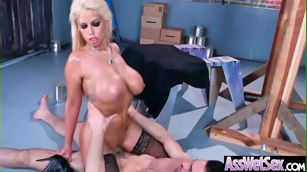 Superb Horny Girl (Bridgette B) With Big Butt Love Anal Intercorse mov-14