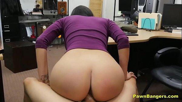 Gorgeous Latina Babe With Perfect Tits Fucks Fo...