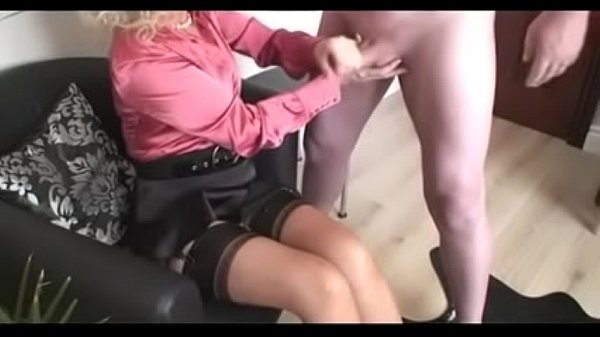 Best Mom Wanking off Dad Over Her Stockings. See pt2 at goddessheelsonline.co.uk