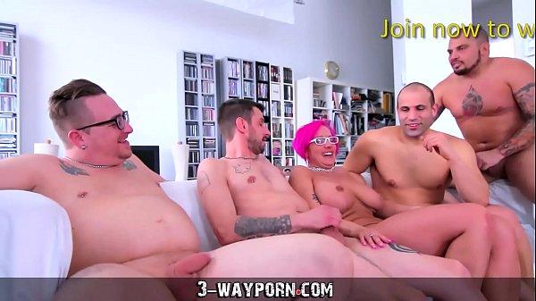Big Tits Milfs Gangbanging DP