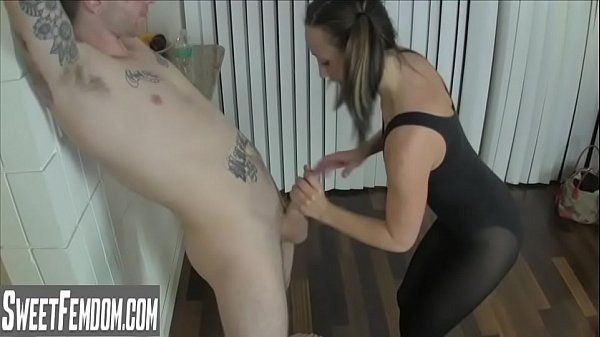 Hot Girlfriend Dumps Him and Takes His Balls Wi...