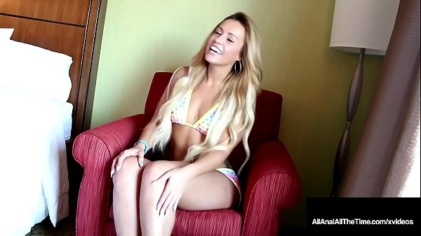 Dirty Blonde Cutie Kelsi Monroe Ass Pounded As ...