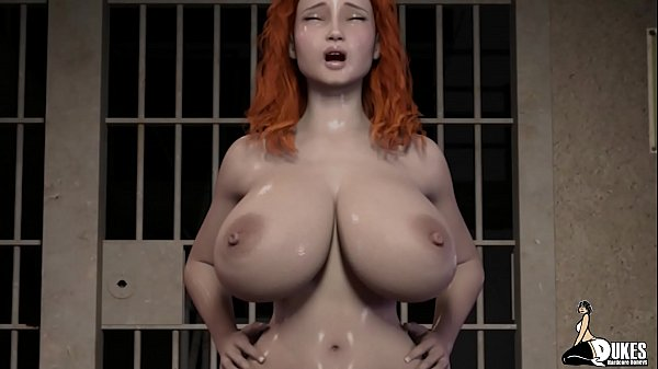 Red Haired wife rides a prison inmates Big dick Thumb