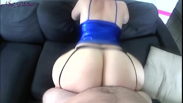 creampie pussy for a pawg after the new year day!