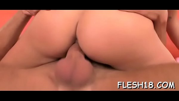 Blonde girl screams with ramrod working damage in her pussy