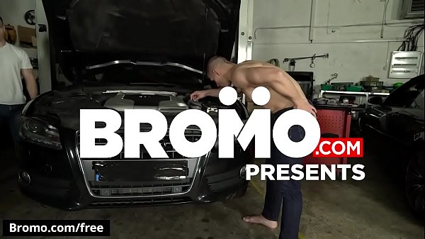 Dick Chayne with Peter One at Workshop Whore Scene 1 - Trailer preview - Bromo  thumbnail