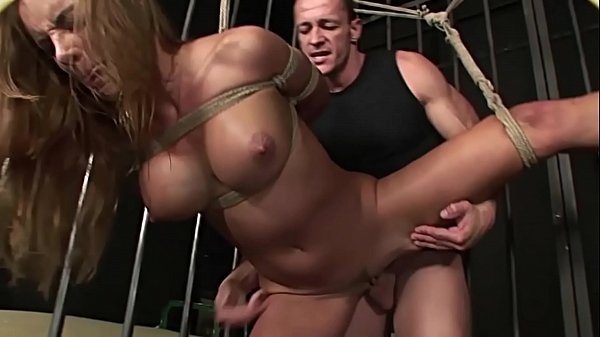 Bonny Bon gets, what she deserves - Part 2 - Pain, rough anal sex, and her all holes are cruelly used.
