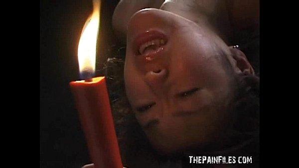 Yakuras asian teen bdsm and suspension bondage of hot waxed crying slave girl