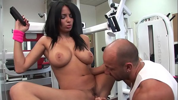 Anissa Kate sodomized by a big black cock.
