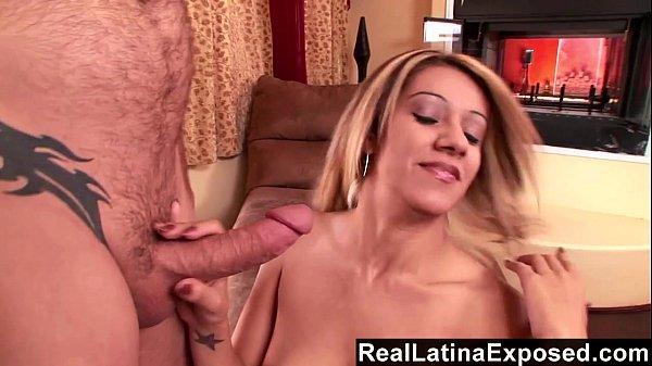 RealLatinaExposed - Big Titted Latina Angel Daisy Bends... thumbnail