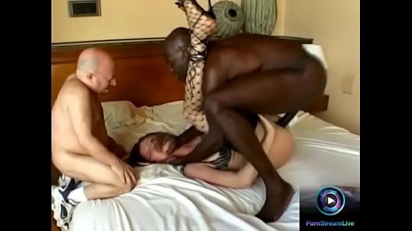 Sexy Angelika Wild tastes small and big black c...