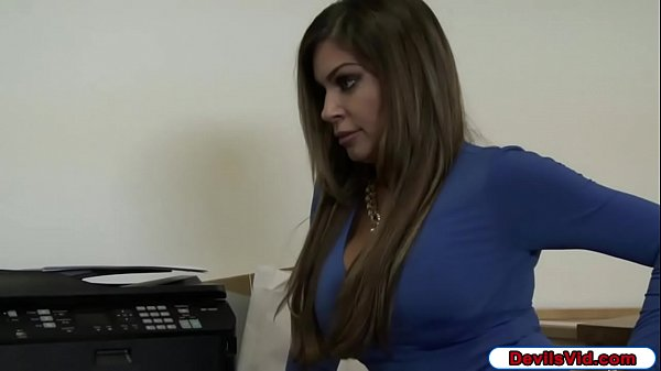 Hot milf fucks fucks husbands assistant
