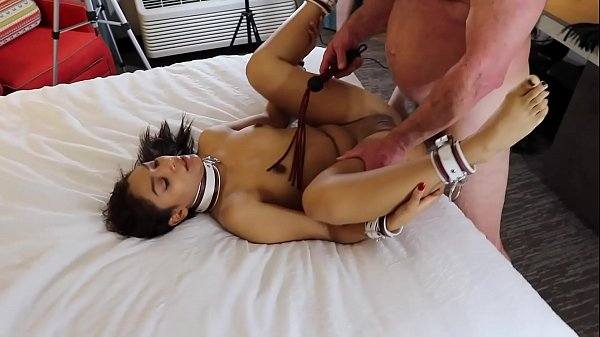 Sarah Lace Fucked Ass Fucked Tied Down Vibrators Whipped DPwithToys Spanked