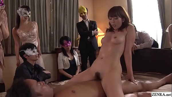 Cheating Japanese wife Yui Hatano sex with audi...