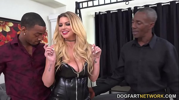 Busty Brooklyn Chase Wants Anal Sex And DP With BBC - Cuckold Sessions Thumb