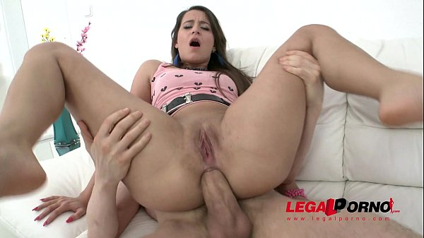 Cindy Loarn assfucked again & double anal (0% p...