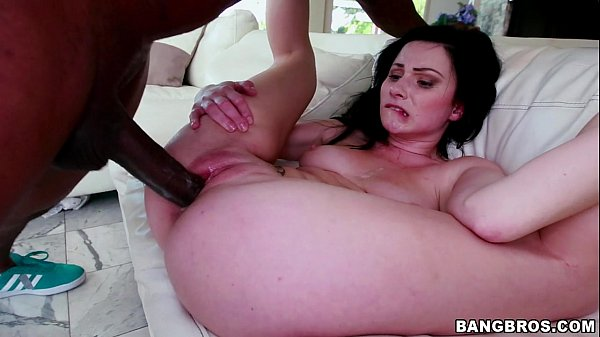 Veruca James Penetrated Deep by Black Cock