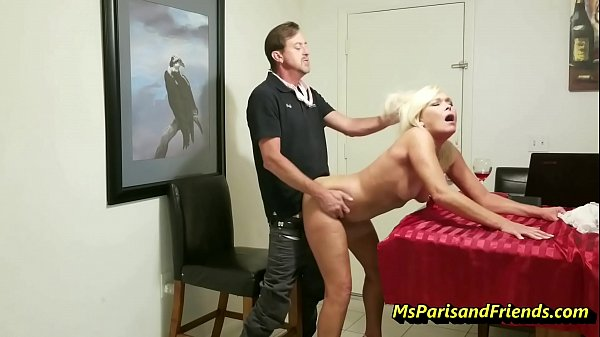 """Ms Paris and Her Amateur Theater """"The Boss's Wife"""""""