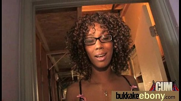 Hot ebony chick love gangbang interracial 23  thumbnail